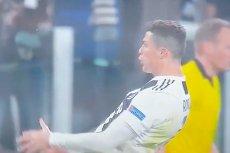 Cristiano Ronaldo najpierw strzelił trzy bramki, a później pokazał... jaki jest męski.