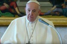 Papież Franciszek odprawił niedzielną modlitwę w bibliotece