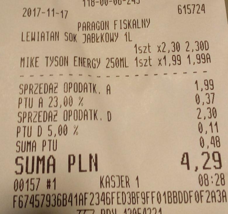 Na kongresowym stoisku Lewiatana za te zakupy zapłacilibyśmy równo 2 zł, w warszawskim sklepie - o ponad połowę więcej.