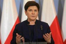 Beata Szydło już nie spływa Dunajcem na tratwie. Wróciła do polityki i na spotkaniu z wyborcami w Kutnie zapowiedziała kompleksowy program pomocy dla niepełnosprawnych.