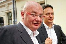 Michał Kamiński życzył swojemu rozmówcy zdrowia psychicznego