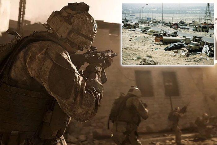 """W wydanej w 2019 roku amerykańskiej grze """"Call of Duty: Modern Warfare"""" przerzucono winę za """"autostradę śmierci"""" na Rosjan"""