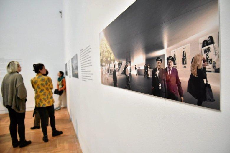 Wystawa w Zachęcie