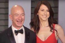 Jeff i MacKenzie Bezos sprawiali wrażenie szczęśliwego małżeństwa. Jednak po 25 latach rozwodzą się