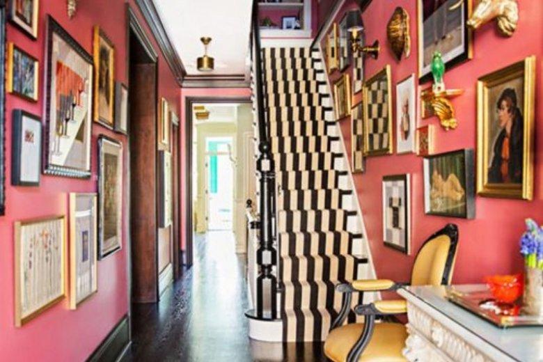 Wnętrza w stylu Wesa Andersona hitem na Pintereście