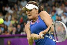 Radwańska jest obecnie 5. w światowym rankingu.