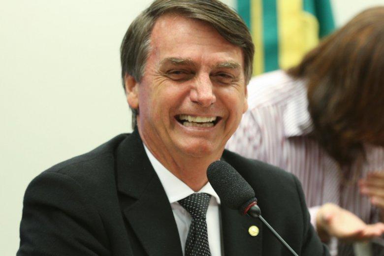 Jair Bolsonaro, prezydent Brazylii, znany jest z homofobicznych poglądów.