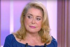 Catherine Deneuve ma 76 lat.