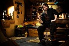 """Peter Jackson, reżyser """"Hobbita"""", na planie filmu"""
