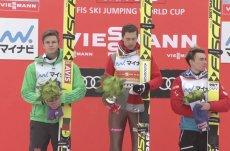 Kamil Stoch na najwyższym podium. Piękny weekend ze skokami już za nami.