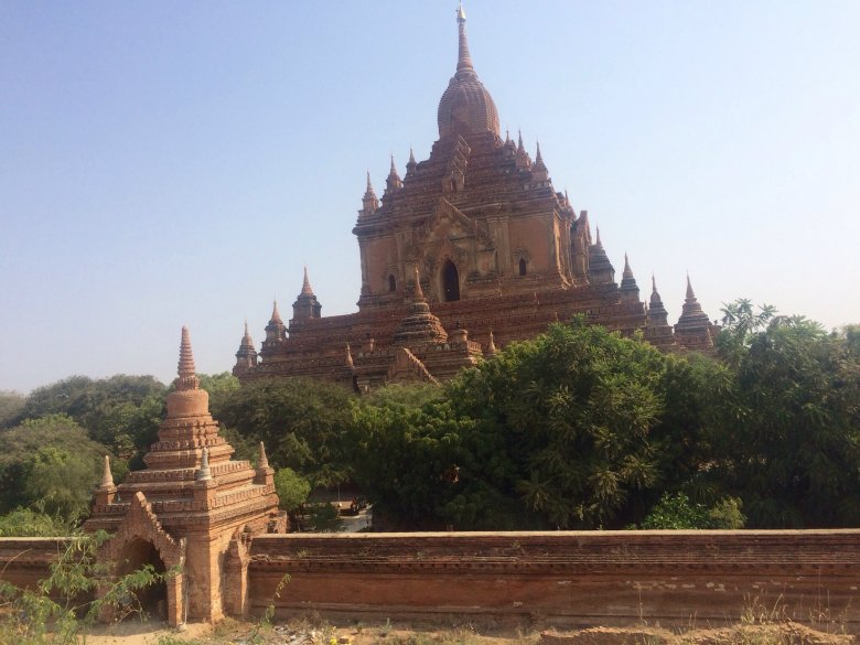 Sulamani Phaya / Bagan - Birma
