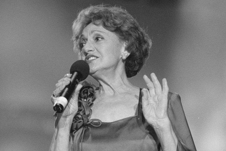 Irena nie żyje. Dziennikarka i prezenterka miała 93 lata.