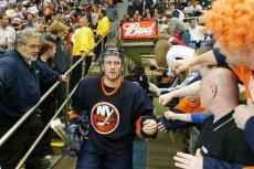 W latach 1997-2004 Mariusz Czerkawski był gwiazdą New York Islanders