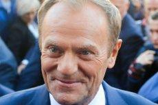 Donald Tusk ma powody do zadowolenia. Słupki jego poparcia w Polsce cały czas rosną.