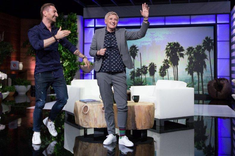 Akcja z fałszywą Ellen DeGeneres może się okazać dla Łukasza Jakóbiaka dotkliwą porażką.