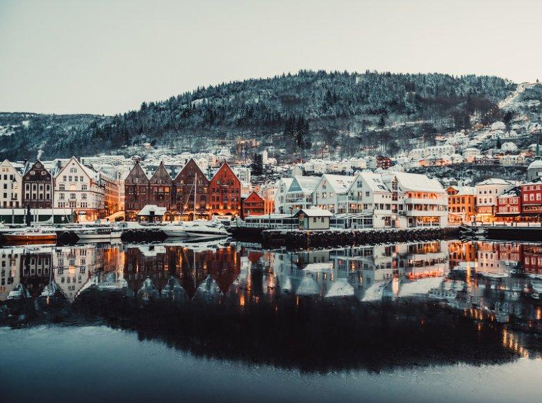 Norweskie Bergen.