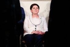 Była premier Beata Szydło szybko straciła w rządzie PiS na znaczeniu