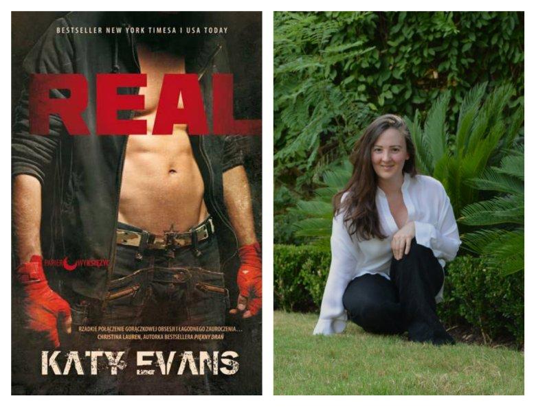 Książka Katy Evans doczekała się już pięciotomowej kontynuacji.