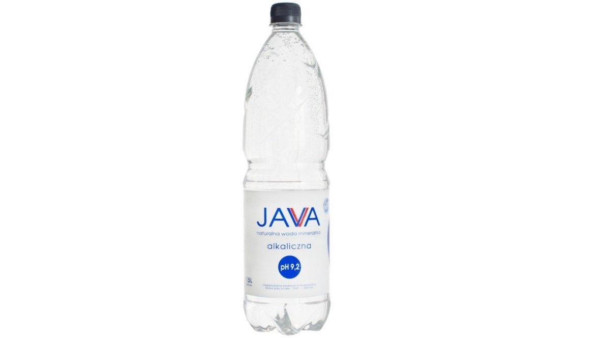 Przykładowe woda alkaiczna.