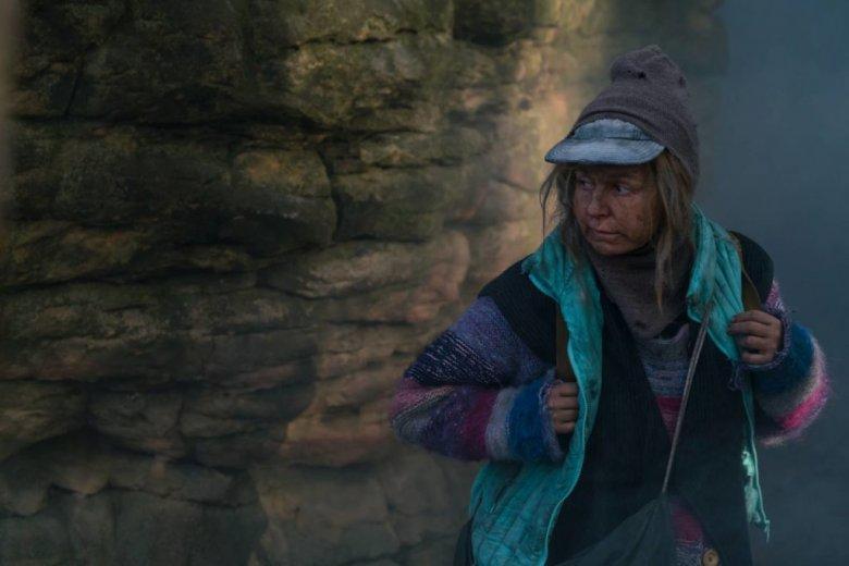 Aleksandra Konieczna wcieliła się w rolę Babcyjki