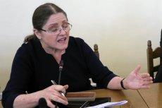 Krystyna Pawłowicz w mediach społecznościowych skrytykowała kolegę z partii.