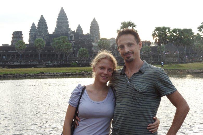 Anna i jej partner Andrea