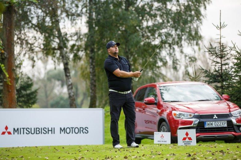 Turniej Mitsubishi Motors Golf Championship już 2 czerwca na polu Sobienie Królewskie