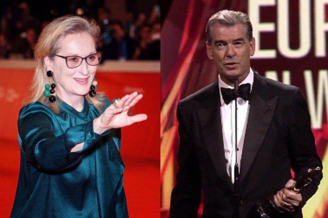 Aktorzy i celebryci chętnie komentują sytuację polityczną na świecie.