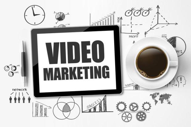 Zdjęcie ilustruje wideo marketing