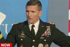 Michael Flynn musiał podać się do dymisji, bo okazało się, iż kłamał zaprzeczając kontaktom z Rosjanami.