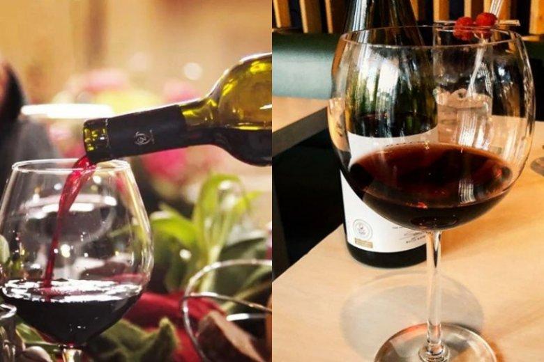 Czerwone wino jest niekorzystne dla skóry