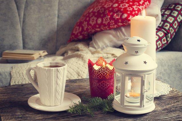 Świece to nieodłączny element dekoracyjny każdego skandynawskiego domu