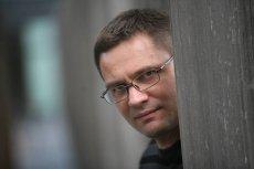 Paweł Wroński, dziennikarz Gazety Wyborczej.