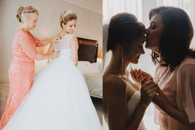 ba6d27ab3a Mama na ślubie córki. Jak powinna ubrać się matka panny młodej ...