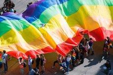 TVP Info w artykule o marszu LGBT w Paryżu zmieniła tłumaczenie jednego z transparentów. (Zdjęcie poglądowe).