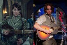 Brytyjski aktor Joey Batey, który wcielił się w rolę Jaskra, jest też muzykiem folkowego zespołu The Amazing Devil