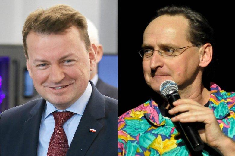"""Cejrowski dosadnie podsumował Mariusza Błaszczaka. """"Minister jest głupkiem"""""""