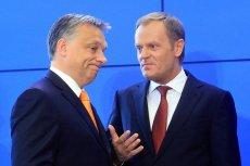 Premier Węgier Viktor Orban stał się na Facebooku celem nienawistnych ataków wyborców PiS.