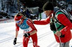 Justyna Kowalczył dobiegła na metę wyścigu na 30 km dopiero czternasta.