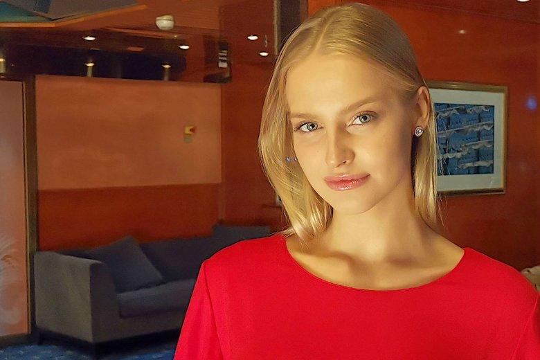 """Karolina Pisarek – od Szczecinka, poprzez program """"Top Model"""", po angielskie salony"""