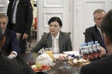 Wiceprzewodnicząca KE  Věra Jourová podsumowała rozmowy z polskimi władzami.