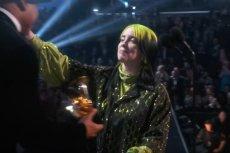 Billie Eilish zdobyła aż pięć tegorocznych nagród Grammy.