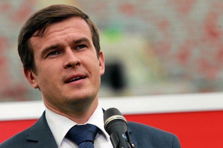Witold Bańka to były sportowiec. Teraz ma duże szanse, by objąć stanowisko prezesa Światowej Agencji Antydopingowej.
