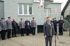 Minister Mariusz Błaszczak otworzył we wrześniu posterunek policji w Rokietnicy w Wielkopolsce.