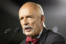 Janusz Korwin-Mikke dowodzi, że lepszym od Krzysztofa Bosaka kandydatem na prezydenta byłby Grzegorz Braun.