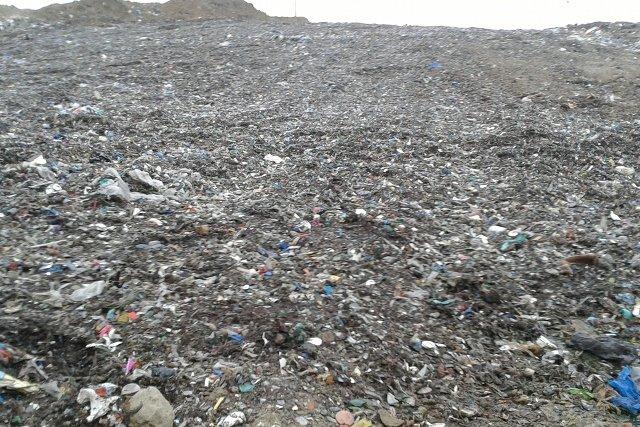Wysypisko w Radiowie to największa śmieciowa góra w Europie.