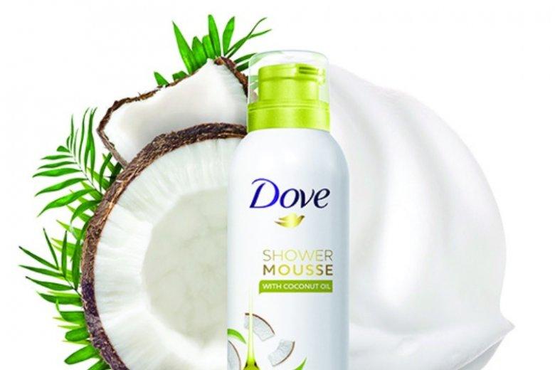 Mus kokosowy Dove