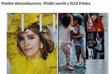 "Autorka bloga Vivi&Oli jest oburzona postępowaniem magazynu ""ELLE"""