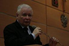 Wykład Jarosława Kaczyńskiego w Toruniu.