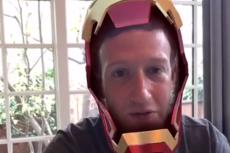 Zuckerberg Iron Manem. Tak ogłasza nową aplikację Masquerade - zamianę twarzy